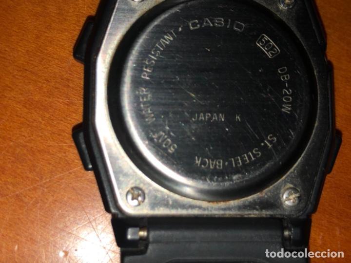 Relojes - Casio: Antiguo reloj Casio made in Japan - Foto 2 - 189100471