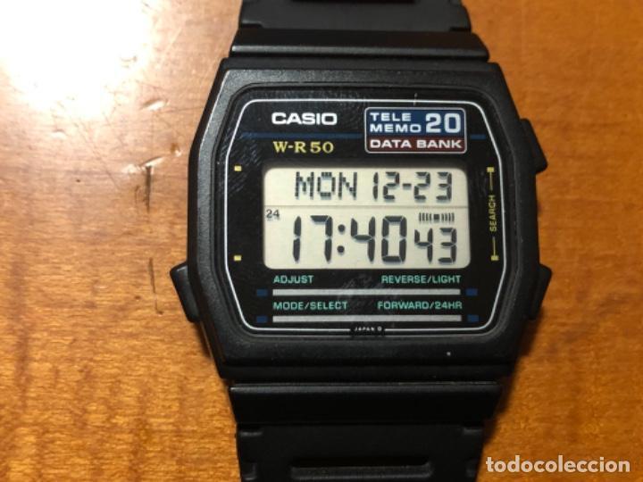 Relojes - Casio: Antiguo reloj Casio made in Japan - Foto 4 - 189100471