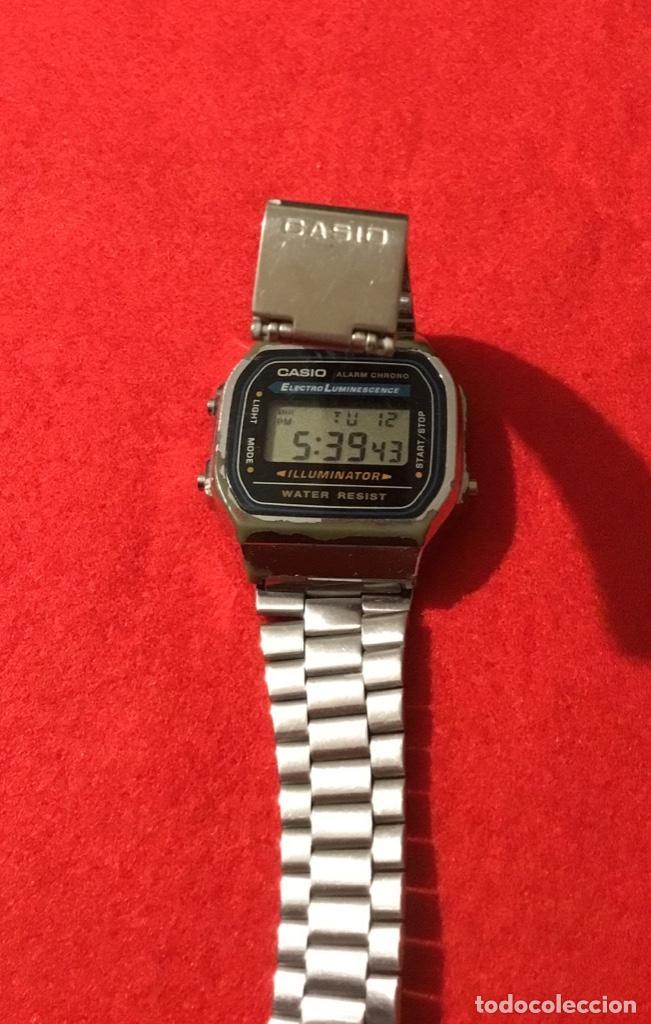 RELOJ CASIO 1572 FUNCIONA PERFECTO (Relojes - Relojes Actuales - Casio)