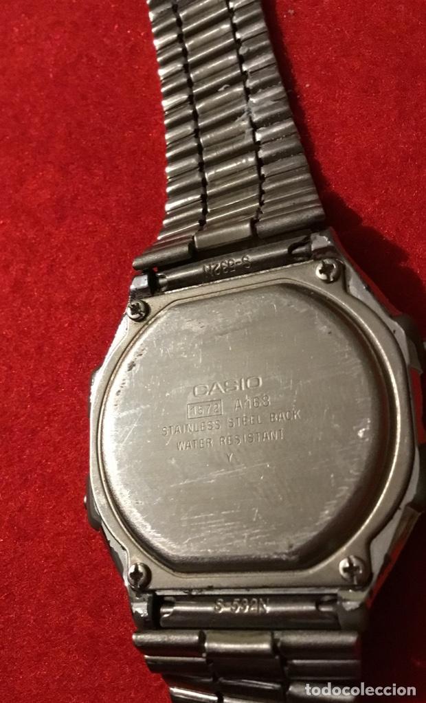 Relojes - Casio: Reloj casio 1572 funciona perfecto - Foto 2 - 189132143