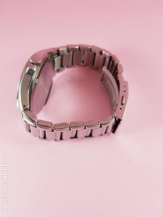 Relojes - Casio: reloj-casio edifice-BUEN ESTADO GENERAL-42 mm con corona-excelente estado-repasado en joyería-caja - Foto 7 - 189205872