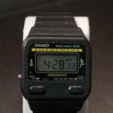 Relojes - Casio: RELOJ CASIO JOGGING J-30W MOD 179 SPORT 198X. Lote 190873301