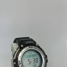 Relojes - Casio: RELOJ CASIO SGW-100 TWIN SESON TERMOMETRO Y BRUJULA. Lote 191000528