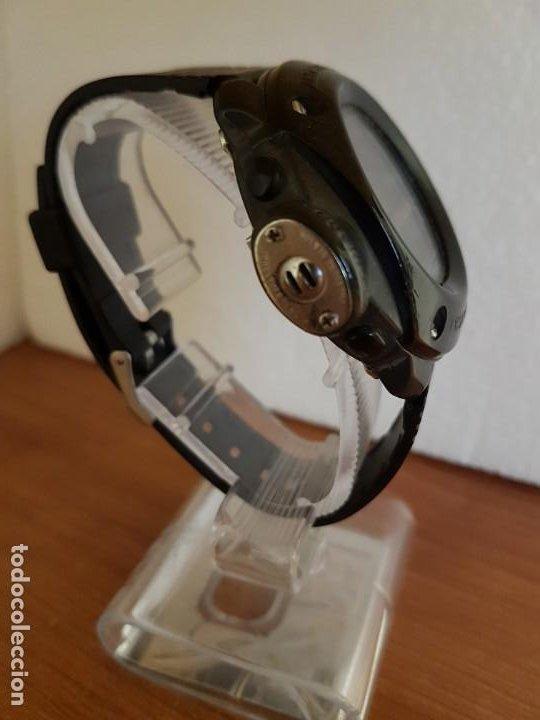 Relojes - Casio: Reloj caballero (Vintage) CASIO 1282. ALT-6200, altímetro, barómetro, termómetro, etc, correa goma - Foto 9 - 191041531