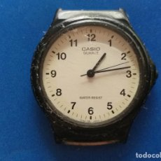 Relojes - Casio: SNTIGUO RELOJ CASIO. QUART. WATER RESIST.. Lote 191370631