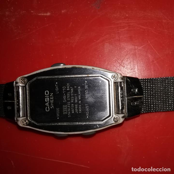Relojes - Casio: Casio Sheen SHN-110 - Foto 3 - 192225617