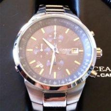 Relojes - Casio: CASIO OCEANUS OC-500, CRONOGRAFO, ALARMA, CALENDARIO, POR ESTRENAR. Lote 192535978