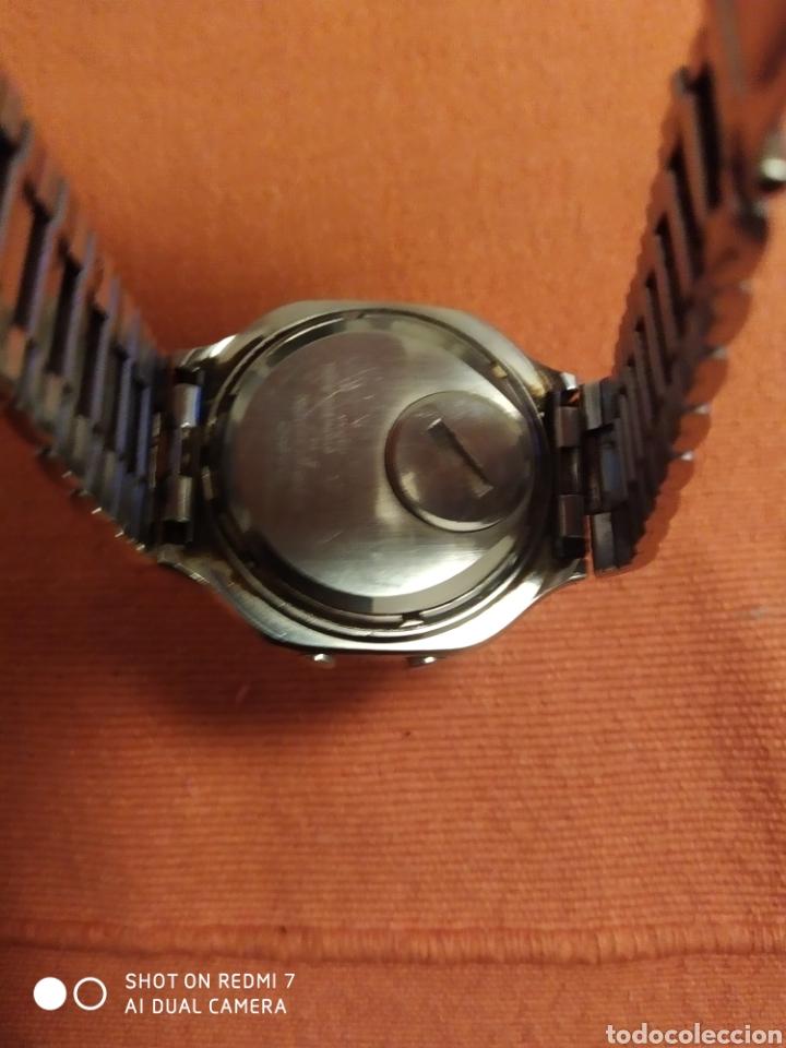 Relojes - Casio: Reloj casiotron x-1s s-14 año 1974 funciona pero no se ponerlo en hora. - Foto 2 - 192832823