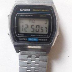 Relojes - Casio: RELOJ CASIO VINTAGE W-34 MODULO 415. Lote 192844116