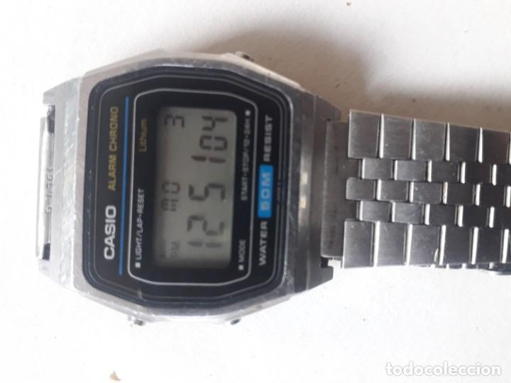 Relojes - Casio: RELOJ CASIO VINTAGE W-34 MODULO 415 - Foto 2 - 192844116