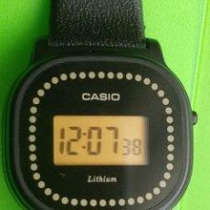 Relojes - Casio: CASIO VINTAGE ANTIGUO 2166 L-9-1A. AÑOS 90. FUNCIONANDO.. Lote 193237231