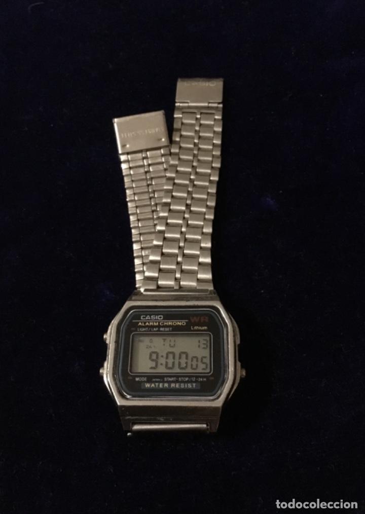 RELOJ CASIO 593 EN PERFECTO FUNCIONAMIENTO (Relojes - Relojes Actuales - Casio)