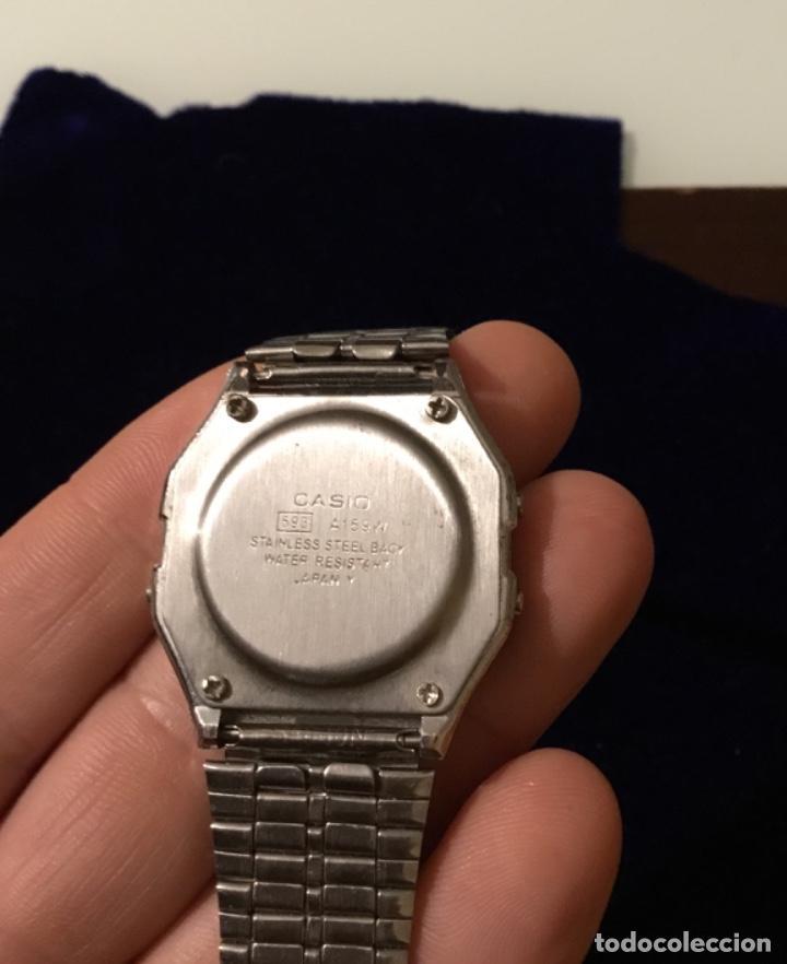 Relojes - Casio: Reloj casio 593 En perfecto funcionamiento - Foto 2 - 193290963