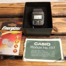 Relojes - Casio: CASIO RELOJ CALCULADORA CIENTÍFICA CFX-20. Lote 193338956