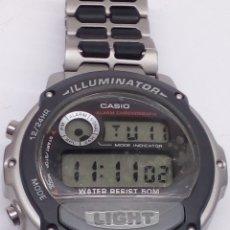 Relógios Casio: RELOJ CASIO W87H MODELO ANTIGUO COMO NUEVO. Lote 193679782