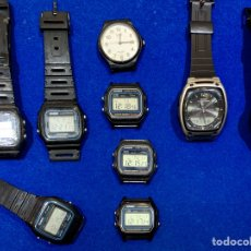 Relógios Casio: LOTE DE RELOJES CASIO. Lote 193702948