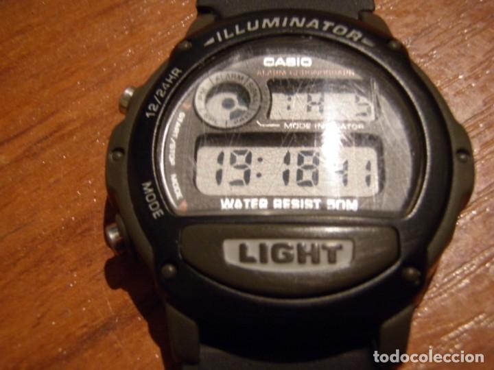Relojes - Casio: RELOJ CASIO W87H W-87H FUNCIONANDO - Foto 4 - 193955003