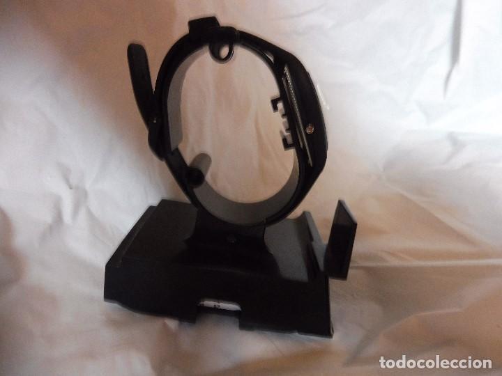 Relojes - Casio: Reloj Casio Dual Time analógico y digital CAS40 nuevo con instrucciones - Foto 5 - 193962167