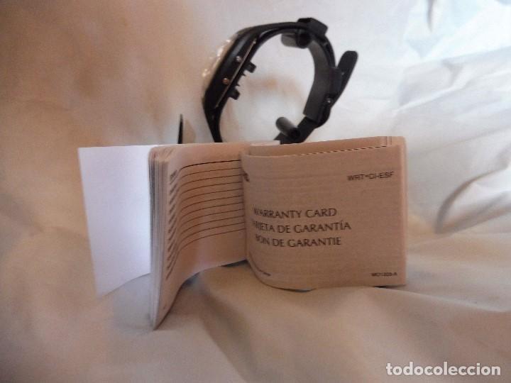 Relojes - Casio: Reloj Casio Dual Time analógico y digital CAS40 nuevo con instrucciones - Foto 10 - 193962167
