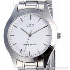 Relojes - Casio: RELOJ CASIO SEÑORA ANALOGICO ACERO. Lote 193983443