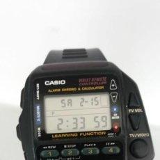 Relojes - Casio: CASIO CMD-40 MODULO 1174 MANDO A DISTANCIA TV, HIFI, VCR.. Lote 194136352