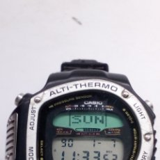 Relojes - Casio: RELOJ CASIO ALT6100-MODELO VINTAGE FUNCIONA. Lote 194520255
