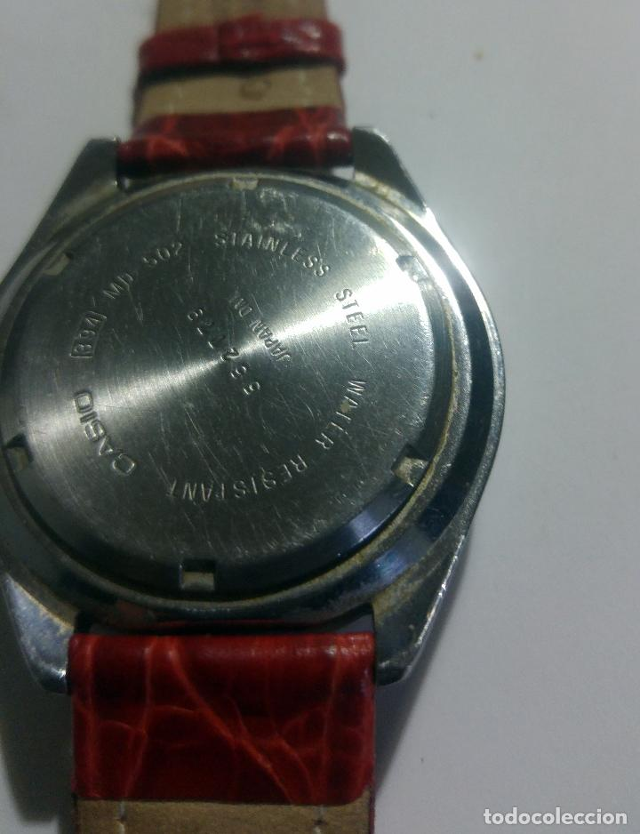 Relojes - Casio: Reloj Cronógrafo Casio Quartz 552779 Japan DM 394 MD-502 - Foto 2 - 194535491