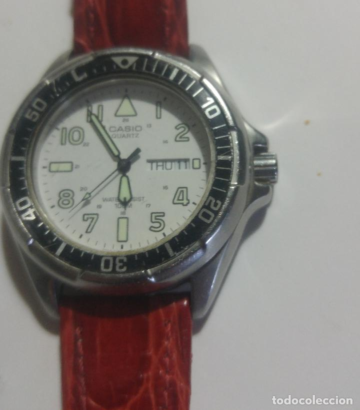 Relojes - Casio: Reloj Cronógrafo Casio Quartz 552779 Japan DM 394 MD-502 - Foto 1 - 194535491
