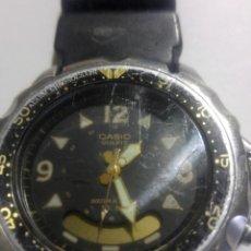Relojes - Casio: RELOJ CRONÓGRAFO CASIO QUARTZ 506072 JAPAN DM 388 AD-520. Lote 194537042