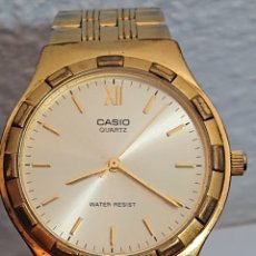 Relojes - Casio: RELOJ CASIO QUARTZ WATER RESIST FUNCIONA. Lote 194712887