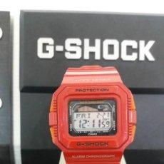 Relojes - Casio: G-SHOCK CASIO GLX-5500A MAREAS Y FASES LUNARES.. Lote 194760347