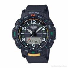 Relojes - Casio: CASIO-PROTREK-PTR-B50-1ER-BLUETOOTH-SMART . Lote 195067947