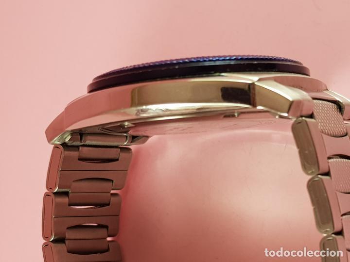 Relojes - Casio: RELOJ-CASIO-AZULES-JAPÓN-BUEN ESTADO GENERAL-IRÍA EN CAJA SIN DEFINIR-VER FOTOS - Foto 23 - 195239306