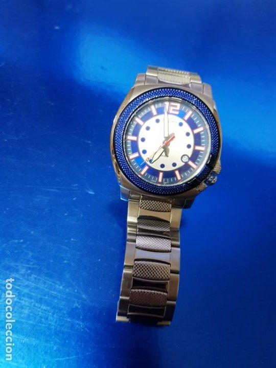 Relojes - Casio: RELOJ-CASIO-AZULES-JAPÓN-BUEN ESTADO GENERAL-IRÍA EN CAJA SIN DEFINIR-VER FOTOS - Foto 28 - 195239306