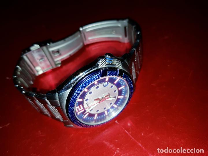 Relojes - Casio: RELOJ-CASIO-AZULES-JAPÓN-BUEN ESTADO GENERAL-IRÍA EN CAJA SIN DEFINIR-VER FOTOS - Foto 9 - 195239306