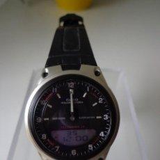 Relojes - Casio: CASIO ANA-DIGI- AW-80-TELEMEMO 30-MOD.2747-REGALO CAJA DE METACRILATO CASIO. Lote 195372977
