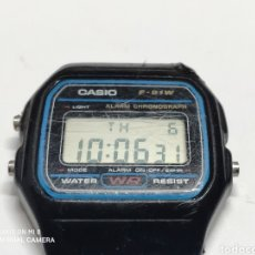 Relojes - Casio: RELOJ CASIO F91W. Lote 195781576