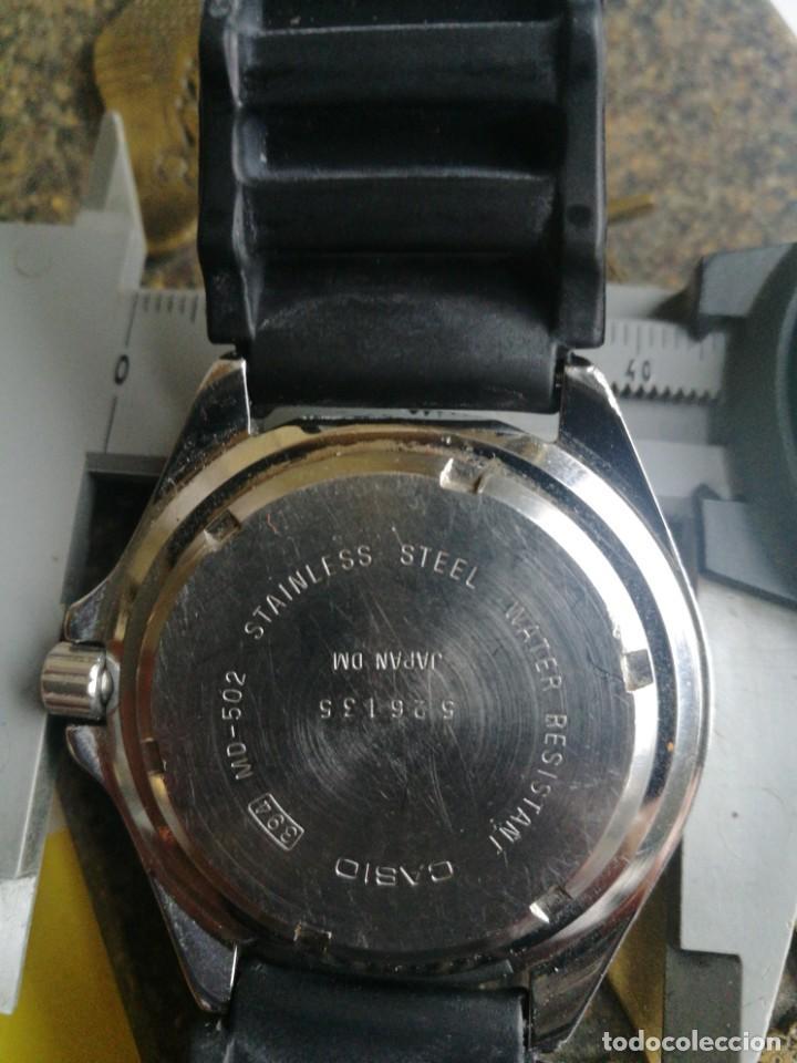 Relojes - Casio: Casio Diver MD502 - Foto 2 - 196156166