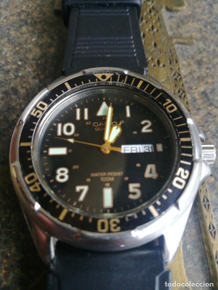 CASIO DIVER MD502 (Relojes - Relojes Actuales - Casio)