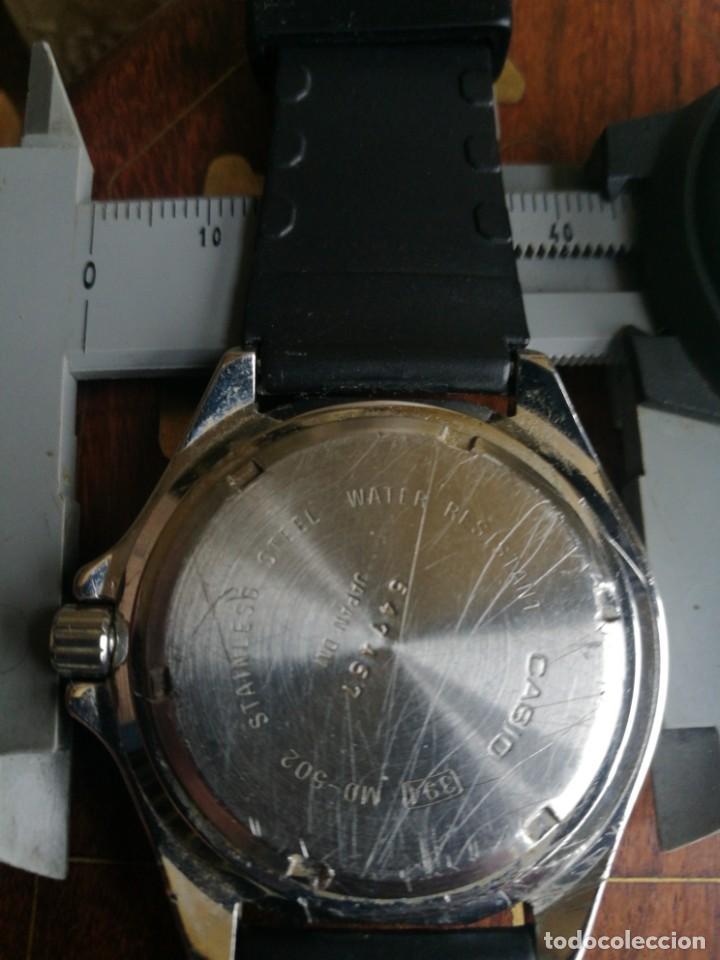Relojes - Casio: Casio Diver MD502 - Foto 2 - 196156418