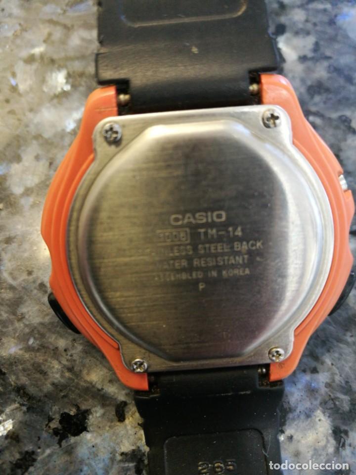 Relojes - Casio: Casio TM-14 - Foto 2 - 196748803