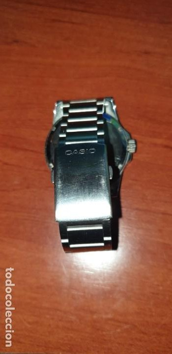 Relojes - Casio: RELOJ CASIO MTP-1291 ACERO para hombre SEMI NUEVO - Foto 3 - 198159805