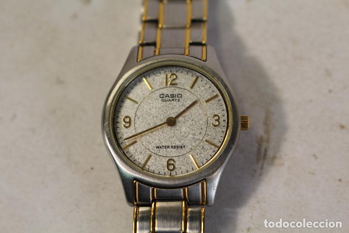 Relojes - Casio: reloj casio quartz 3378 ltp 1217 - Foto 2 - 198281685