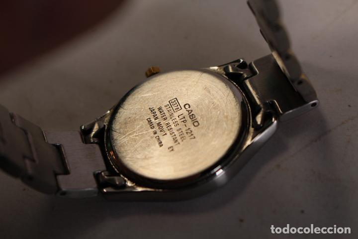 Relojes - Casio: reloj casio quartz 3378 ltp 1217 - Foto 3 - 198281685
