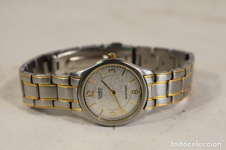 RELOJ CASIO QUARTZ 3378 LTP 1217 (Relojes - Relojes Actuales - Casio)