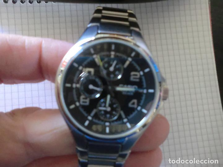 Relojes - Casio: RELOJ CASI EDIFICE,IMPECABLE - Foto 2 - 198388785