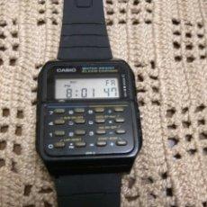 Relojes - Casio: RELOJ CASIO CALCULADORA ALARMA CRONÓGRAFO. Lote 198783582
