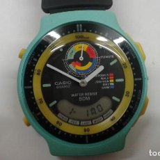 Relojes - Casio: CASIO AW-60 DE ANTIGUO STOK. Lote 198915707