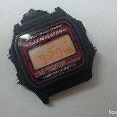 Relojes - Casio: CASIO F-106 CON LA BANDERA DE ESTADOS UNIDOS EN LA PANTALLA. Lote 198919998