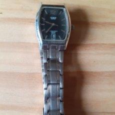 Relojes - Casio: RELOJ DE CUARZO DE LA MARCA CASIO, FUNCIONANDO. Lote 199225943